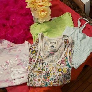 Pink Victorias Secret T Shirt Lot of 4